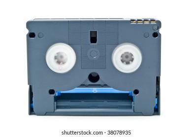 cassette for video of survey