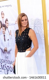 "Cassidy Freeman attends HBO's ""The Righteous Gemstones"" Los Angeles Premiere  at Paramount Studious, Los Angeles, CA on July 25 2019"