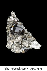 Cassiterite from Viloco Mine, Loayza Province, La Paz Department, Bolivia.