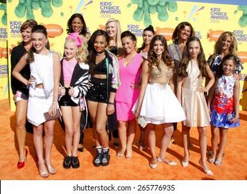 Dance Moms Cast Images Stock Photos Vectors Shutterstock