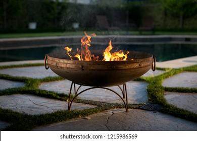Cast Iron Firepit