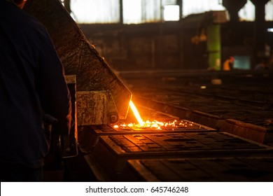 cast iron foundry