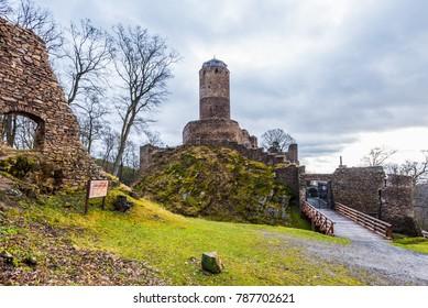 Caste Hasistejn, Czech republic