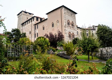 The castel of Angera