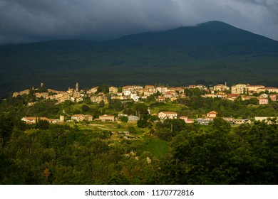 Castel del Piano is a town) in Grosseto province  of Tuscany, Italy.
