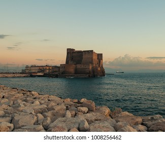 Castel dell'Ovo (in English, Egg Castle) is a seaside castle in Naples