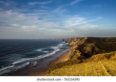 Castelejo Beach, Portugal