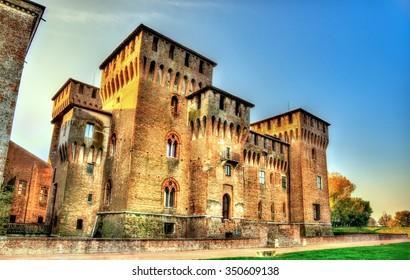 Castello di San Giorgio in Mantua - Italy