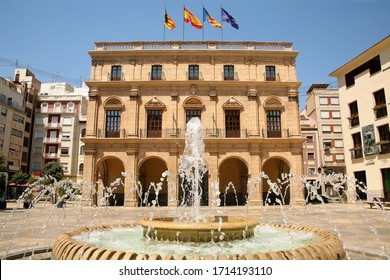 Castellon City Council or Palau Municipal is the seat of the municipal council of the city of Castellon de la Plana. Baroque style, overlooks the Plaza Mayor, in front of the co-cathedral of Santa Ma