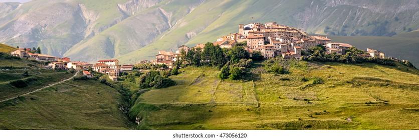 Castelluccio di Norcia (Umbria Italy)