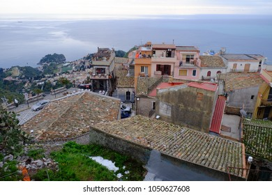 Castelmola (Sicily, close to Taormina)