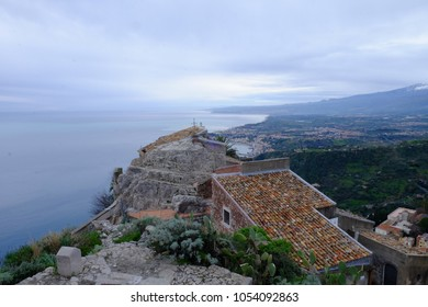 Castelmonte, close to Taormina (Sicily)