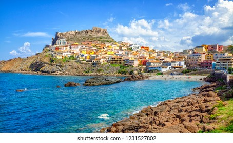 Castelsardo town and commune in Sardinia, Province of Sassari, Italy.