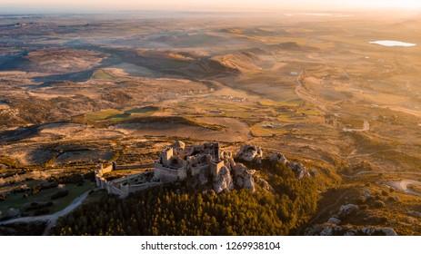 Castillo de Loarre, castle of loarre, castle - spain