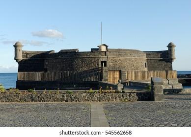 Castillo de San Juan Bautista Santa Cruz Tenerife Canary Islands