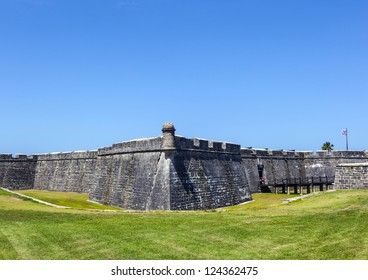 Castillo de San Marco - Fort in Sankt Augustine