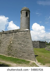 Castillo de San Marcos Monument of St. Augustine, Florida