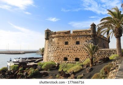 Castillo San Jose in Arrecife, Lanzarote, Canary Islands