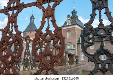 Castle Anholt, Water Palace in Germany
