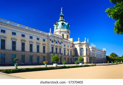 castle in Berlin, Germany