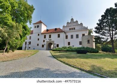 castle Blansko, Czech republic