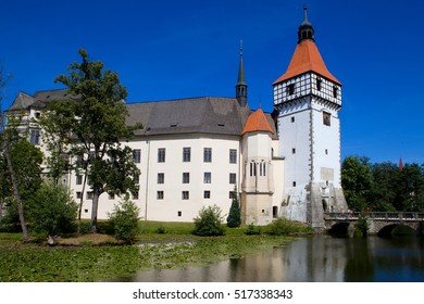 castle Blatna, South Bohemia, Czech Republic
