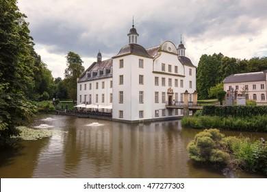 castle borbeck essen germany