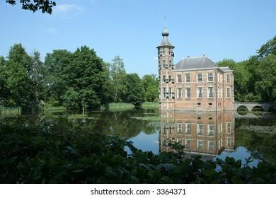Castle Bouvigne, Breda, Holland