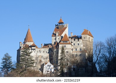 Castle Bran - Of Dracula king of Romania