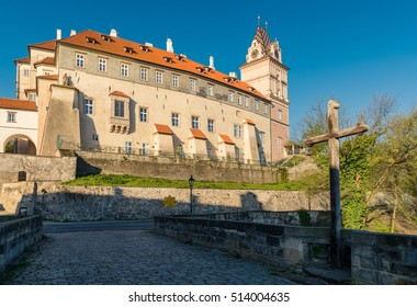 castle Brandys nad Labem, Czech republic
