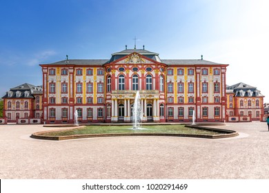 Castle, Bruchsal, Germany