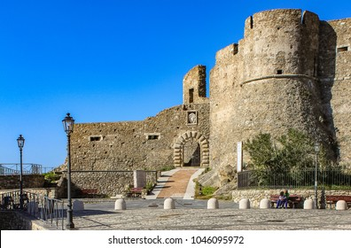 Castle of Calabria, Italy.