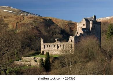 Castle Campbell, Dollar Glen, Scotland