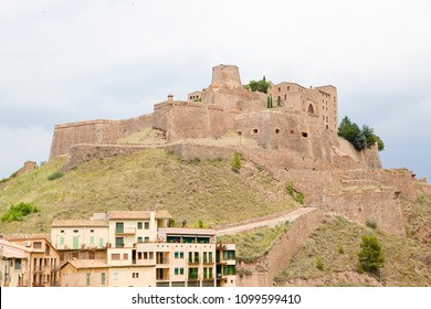 Castle of Cardona, Catalonia, Spain.