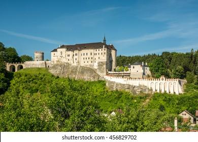 Castle Cesky Sternberk, Czech republic