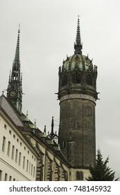 Castle Church or All Saints' Church, Wittenberg