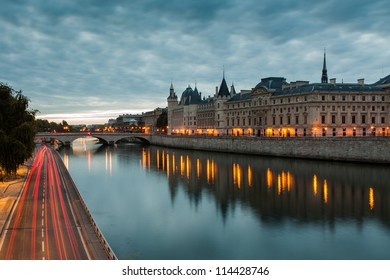 Castle Conciergerie in Paris