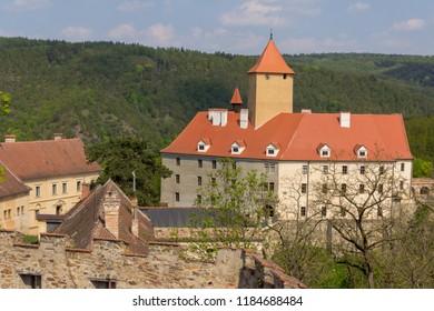 castle in czech republic