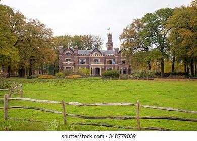 Castle ' De Schaffelaar'  in Barneveld the Netherlands