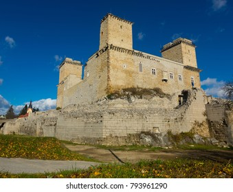 Castle of Diosgyor after restoration, Miskolc, Hungary
