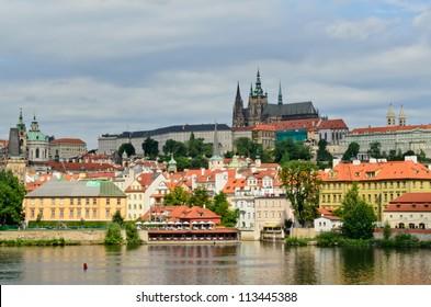 Castle District of Prague, Czech Republic