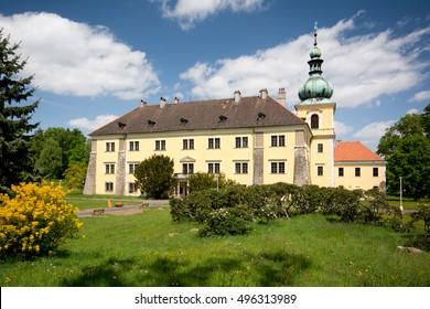 Castle Doksy, Czech republic