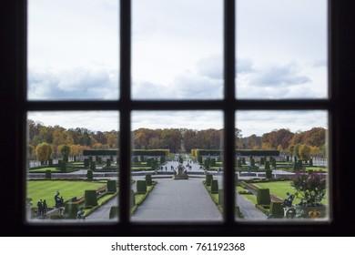 Castle Drottningholm in Sweden