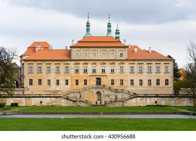 castle Duchcov, Czech republic