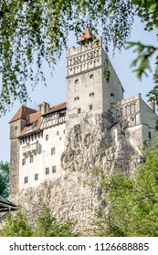 castle of the earl of Dracula