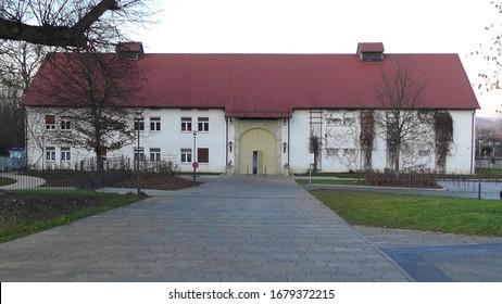 Castle Filseck, Göppingen, BaWü, Germany