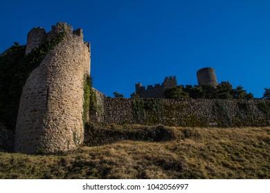 castle in the forez