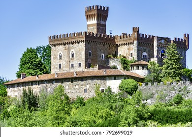 the castle of the fortress of Castellar has been the residence designated for the Castellar di Saluzzo counts,