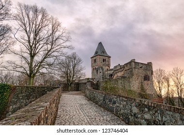Castle Frankenstein, Germany