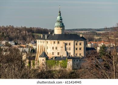 Castle Frydlant, Czech republic